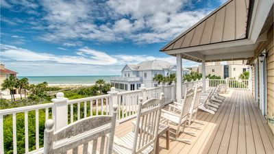 Photo for Magnificent Ocean Views and Gorgeous Sunrises in a Sprawling Beach Oasis