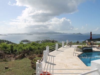 Photo for Fabulous 2 Bedroom/ 2.5 Bath Deluxe Townhouse w/Pool and Awesome Ocean Views!