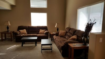 Photo for Fully Furnished 3 bedroom condominiun with patio-1924