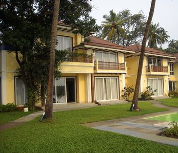 Photo for The Estuary Villa with a Private Pool , Candolim