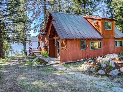 Photo for Lakefront - Private Dock - Beach - June availability!