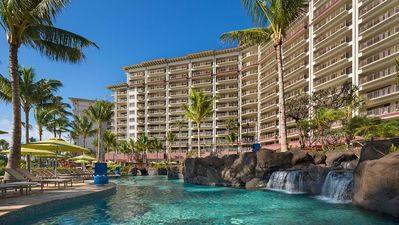Photo for Hyatt Ka anapali Beach - Full Resort Access - 2 Bedroom, Top Floors, Ocean View