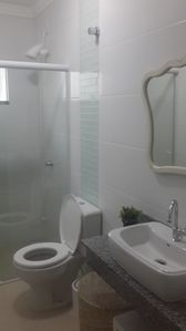 Photo for Residencial Amarillis Apto. 04 with suite for couple, and 1 room for 4 people