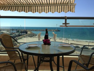 Photo for Marina Sea view perfect apt. in Ashkelon