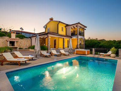 Photo for Holiday home for 8 guests with 145m² in Labin (122494)