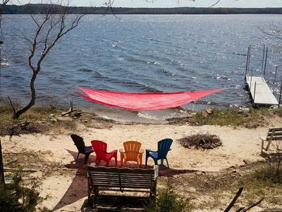 Photo for NEW! Cozy Cabin w/ Kayaks on the Wisconsin River!