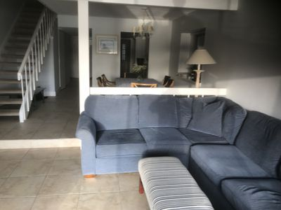 Photo for 2 bedroom 21/2 bath villa ideally located at at quaint South Beach.