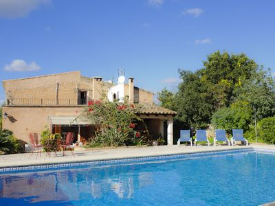 Photo for Charming Mallorcan finca, in a quiet location in the countryside