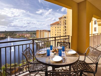 Photo for A Perfect Home Base For You Orlando Adventure At Wyndham Bonnet Creek Resort