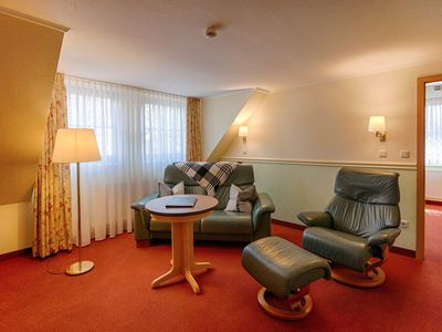 Photo for 14 # 2 room suite / large double room - HOTELgarni NUSSBAUMHOF ***