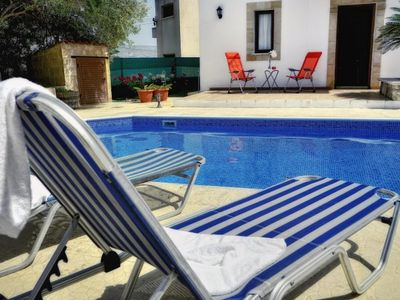 Photo for Beautiful villa in Latchi for 6 persons with seaview