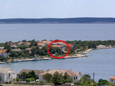 Photo for Two bedroom apartment near beach Å imuni, Pag (A-236-a)