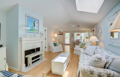 Living Area at 23 Sand Crab Court