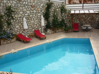 Photo for Stunning Apartment With Views Over Kalkan Bay And WIFI
