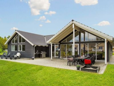 Photo for Vacation home Fjellerup Strand in Glesborg - 16 persons, 6 bedrooms