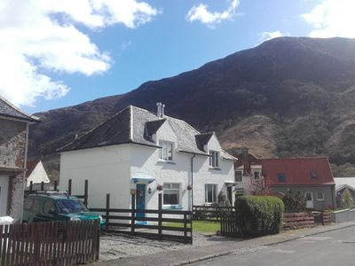 Photo for Mamore View in Kinlochleven is a traditional cottage in the West Highlands