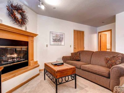 Photo for Great condo located in downtown Breckenridge with pool, hot tub