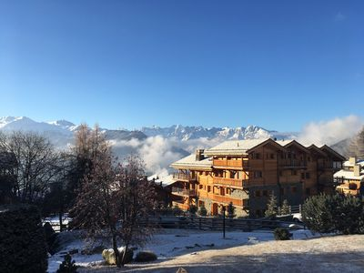 Photo for VERBIER VERY BEAUTIFUL APARTMENT OF 3 ROOMS 85 M2 EXPOSES SOUTH A
