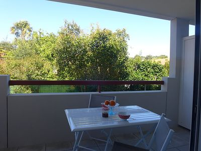 Photo for One bedroom Apartment, sleeps 2 in Ondres with WiFi