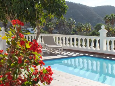 Photo for A VIEW TO THE FOR DREAM HOUSE TAURO GRAND CANARIA