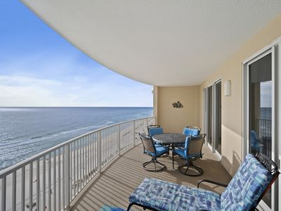 Photo for Oceanfront Paradise with Views! Resort Pools! Family Friendly!