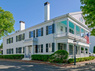 Photo for Five Star Captain's House Back Wing in Great Edgartown Village Location