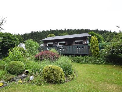 Photo for Detached holiday home in the Sauerland with garden and terrace