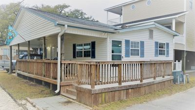 Photo for A NEW OCEAN LAKES Rental 2br 2 ba Beach Cottage w/ Golf Car and free WIFI!!!