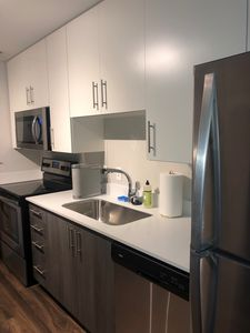 Photo for Private Apartment Steps From Campus! 3BR/2BA