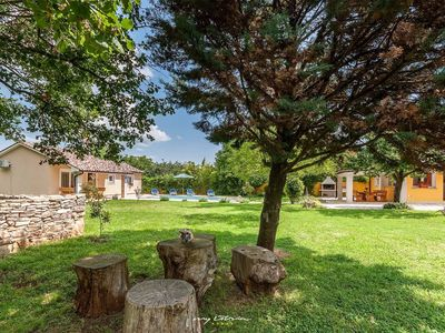 Photo for Charming property with private pool near Rovinj