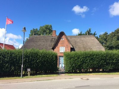 Photo for Apartment East (2 room apartment) - Old Frisian house