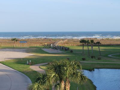 Beachfront at Pointe West. Walk to the beach, the club and all the amentities.