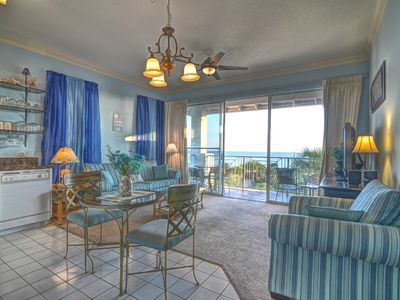 Photo for Lovely 30A Condo w/ Gulf Views! Includes BEACH SERVICE! SPRING RATES ARE HERE!