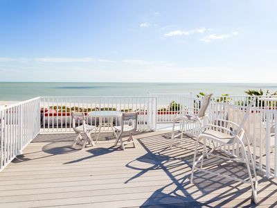Photo for Unparalleled Direct Gulf Views from this Elegant, Spacious, Penthouse Condo