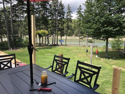 Photo for Eagles Run on Seavey Cove: Relaxation and Sea Breezes
