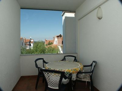Photo for Studio flat with terrace Rovinj