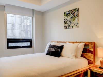 Photo for Corporate Stays | The Met | Stunning 2BR