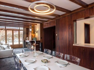 Photo for Chalet Chamonix-Mont-Blanc, 4 bedrooms, 10 persons