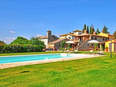 Photo for Apartment in Arezzo with 2 bedrooms sleeps 6
