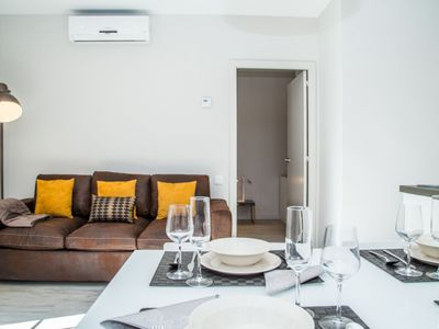 Photo for Apartment in Barcelona with Internet, Air conditioning, Lift, Terrace (992238)