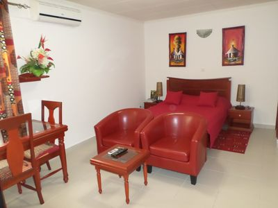 Photo for 1BR Studio Vacation Rental in Libreville