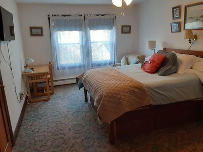 Photo for 2ND FLOOR PRIVATE 2-BR APARTMENT WITH FULL KITCHEN