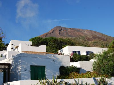 Photo for Beach house in Stromboli