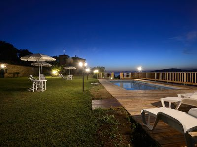 Photo for Typical Cilentan farmhouse with swimming pool 3.5 km from the sea: Malachite accommodation
