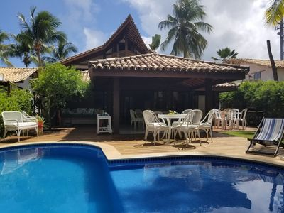 Photo for House for the whole family in Praia do Forte