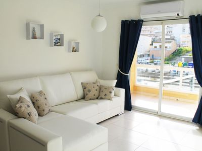 Photo for Apartment + Boat on the harbour!