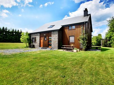 Photo for Countryside Holiday Home in Mont with Terrace and Garden