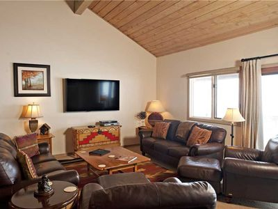 Photo for Updated, Well-Appointed Condo on Elkhorn Golf Course with Mountain Views