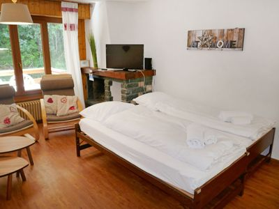 Photo for Apartment Quille du Diable 33 in Nendaz - 4 persons, 1 bedrooms
