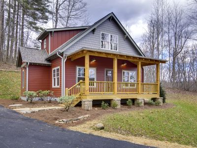 Photo for Fabulous Cottage Close to Downtown Brevard, Pisgah and Dupont Forests